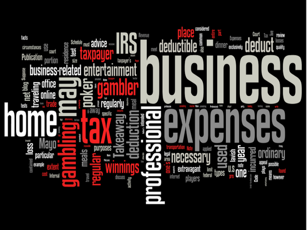 unreimbursed business expenses